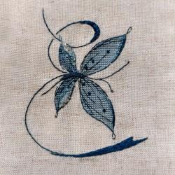 Lettre Papillon E (Fiche)