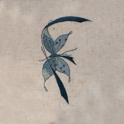 Lettre Papillon F (Fiche)