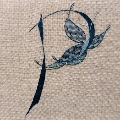 Lettre Papillon P (Fiche)