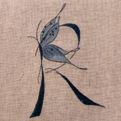 Lettre Papillon R (Fiche)