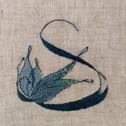 Lettre Papillon S (Fiche)