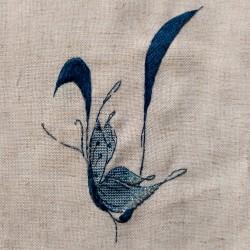 Lettre Papillon V (Fiche)