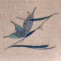 Lettre Papillon Z (Fiche)