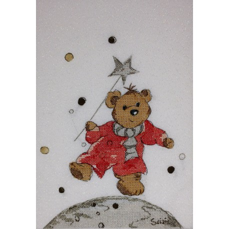 L'ours de Noël (fiche)