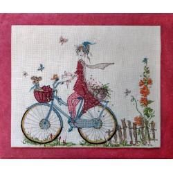 A vélo (Fiche)