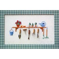 Les outils de mon jardin (Kit)