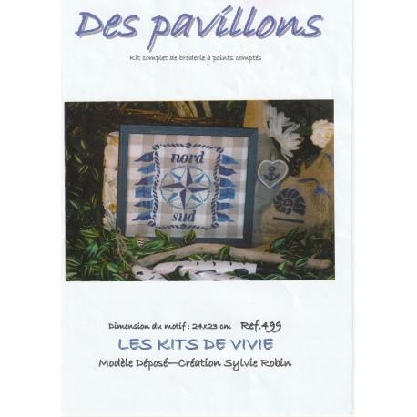 Des Pavillons