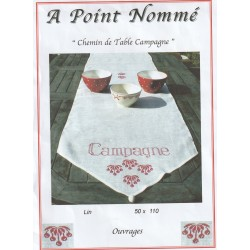 Chemin de table Campagne