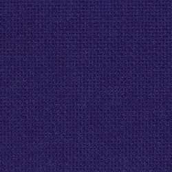 Toile Zweigart Fein-Aïda Bleu Marine (coloris 589) 7 pts